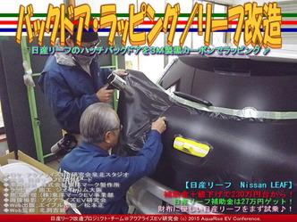 バックドア・ラッピング(3)/リーフ改造04