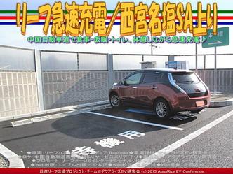 リーフ急速充電/西宮名塩SA上り01
