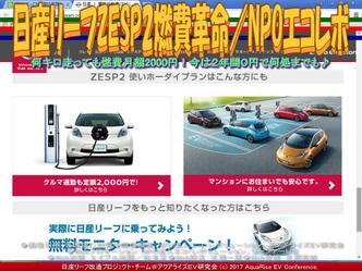 日産リーフZESP2燃費革命(6)/NPOエコレボ画像02