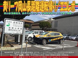 黄リーフ岡山長距離運転帰り(2)/エコレボ画像01