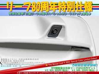 リーフ80周年特別仕様@日産リーフ改造09