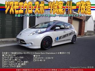 ジズモエウロ・スポーツ試案/リーフ改造03