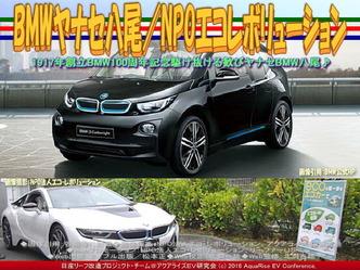 BMWヤナセ八尾/NPOエコレボリューション04
