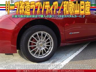 リーフ改造ラプソディア(2)/和歌山日産01