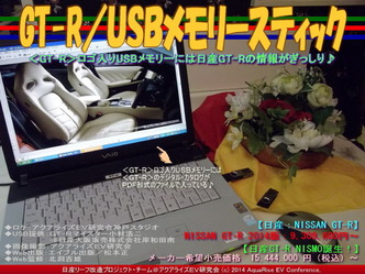 GT-R/USBメモリースティック04