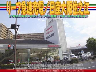 リーフ急速充電/日産大阪住之江03