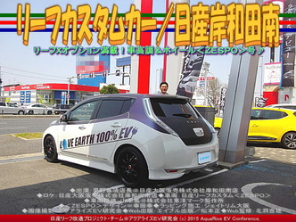 リーフカスタムカー(3)/日産岸和田南04