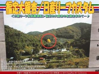 福定大銀杏/日産リーフカスタム02