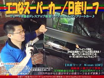 エコなスーパーカー/日産リーフ02