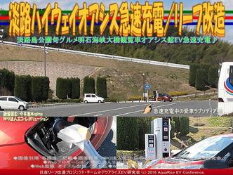 淡路ハイウェイオアシス急速充電/リーフ改造04