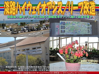 淡路ハイウェイオアシス(2)/リーフ改造01