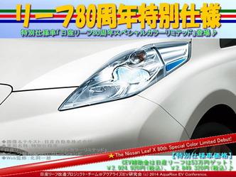 リーフ80周年特別仕様@日産リーフ改造08