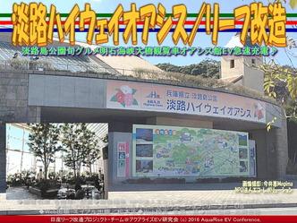 淡路ハイウェイオアシス/リーフ改造01