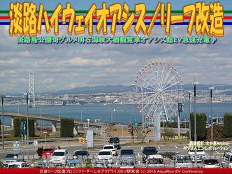 淡路ハイウェイオアシス(2)/リーフ改造02