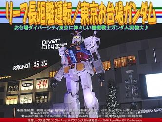東京お台場ガンダム(2)/リーフ長距離運転04