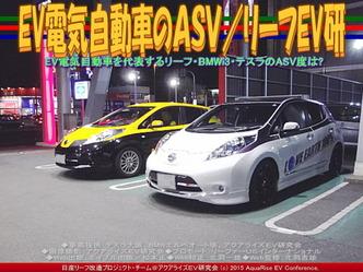 EV電気自動車のASV(3)/リーフEV研03