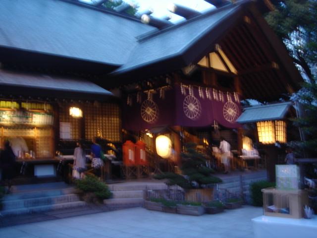 通常の東京大神宮