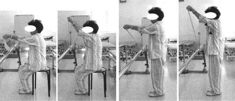 脊柱起立筋のエクササイズ(座位・立位)