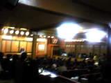 07/3/11 新宿・末広亭:円菊がトリの「昼の部」が終り、空席が目立つ、「夜の部」