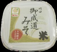 【御成道味噌 米】ラベル画像_20150408