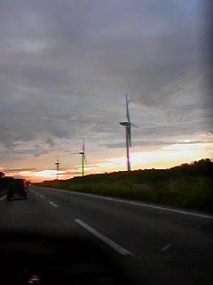 風力発電@北条町