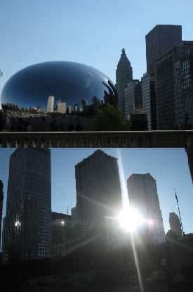 初めてのシカゴ