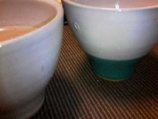 中井窯の杯