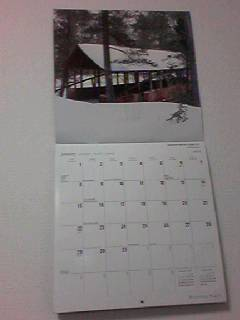 Calender Wisconsin Places