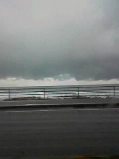 日本海 冬
