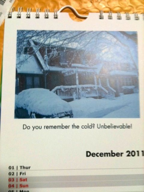 do you remembe the cold?
