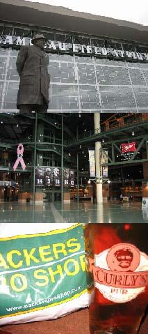 Lambeau Field & Packer Hall of Fame