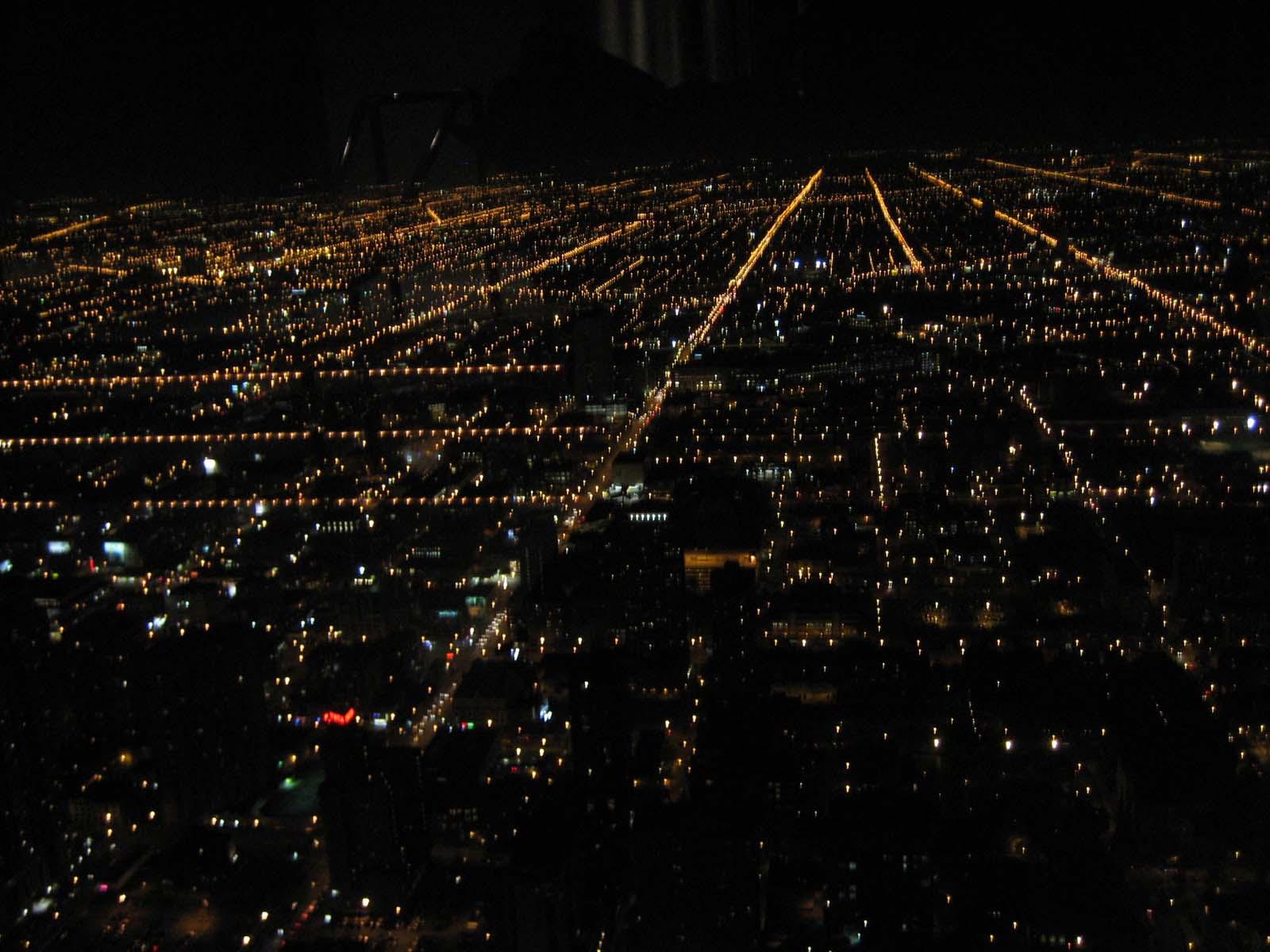 夜景@ジョンハンコックセンター