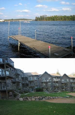 Beacons Lakefront Resort