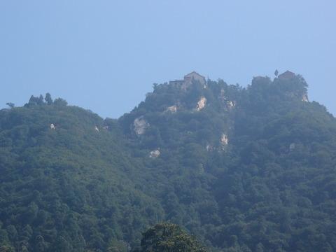 小五台 登山11 まなみヨガ 西安