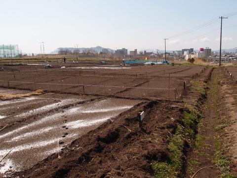 函館 市民農園1 ナチュラルライフ