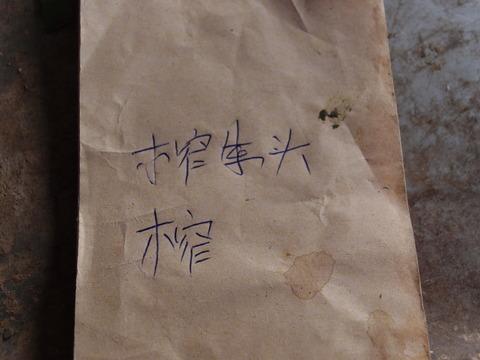 生のザーサイ1 中国野菜 まなみヨガ 西安