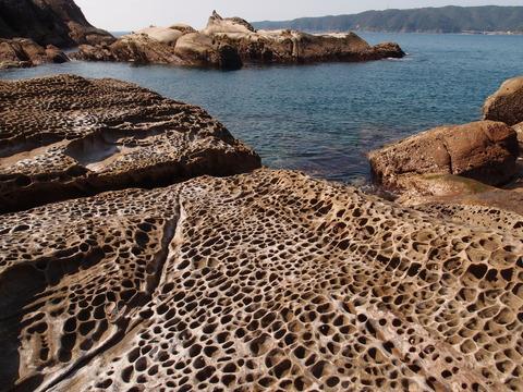 高知 竜串海岸1 きれいな海