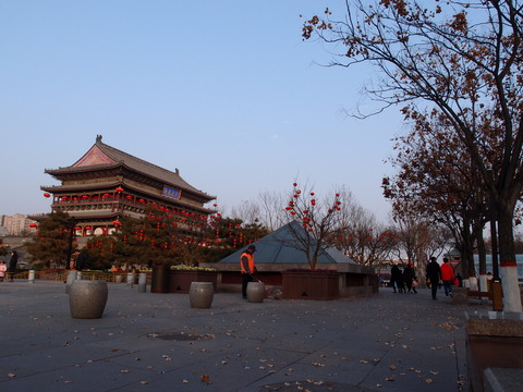 中国 西安6注意 旧正月 春節 観光 まなみヨガ
