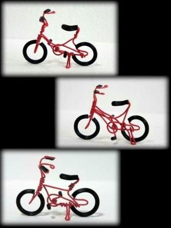 自転車の 小さい自転車 大人 : ... タイヤの自転車が好きなので