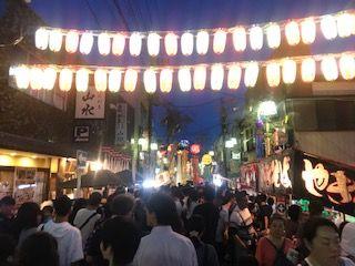 祭り 夜3