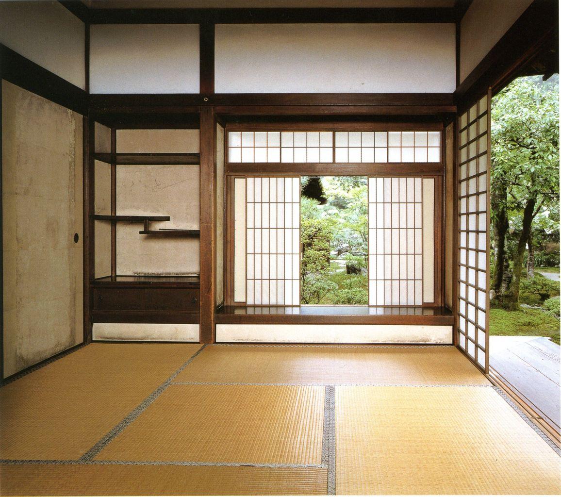 Ginkakuji Temple Tea Room Kyoto Japan The Spoon