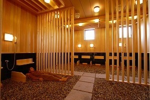嵐の湯施設内画像