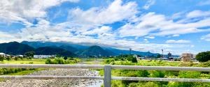 山形市土樋2020913馬見ヶ埼川