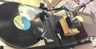「シネマと音楽とおしゃべりタイム」レコード
