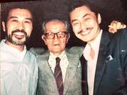 相澤栄さん野口久光さん菅原正二さん1989