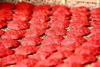 『紅花の守人』べに餅