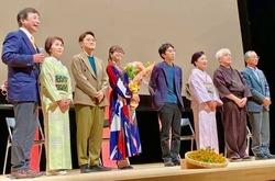 [やまぎん県民ホール]ズラリ勢ぞろい2021・10・10