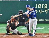 石垣雅海選手プロ初本塁打インパクト