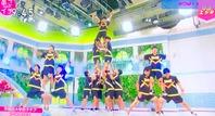 早稲田大学男子チアリーディングチーム「SHOCKERS」フィニッシュ