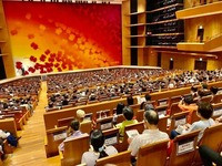 [やまぎん県民ホール]客席・緞帳2021・10・10